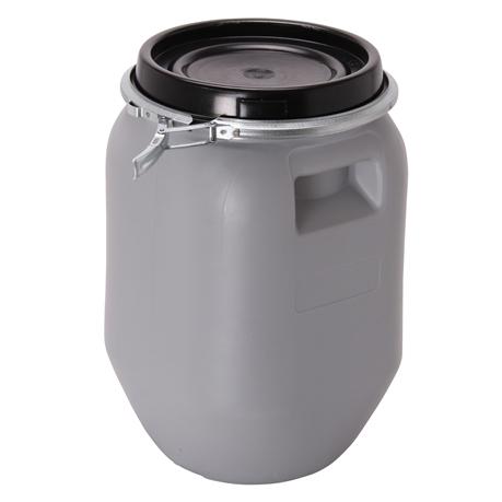 dichtes fass zur lagerung von lebensmitteln 25 liter tom press. Black Bedroom Furniture Sets. Home Design Ideas
