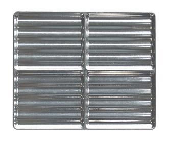 Wechselplatte für 4 Toasts für das Waffeleisen gatgau04