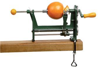 Manueller Orangenschäler