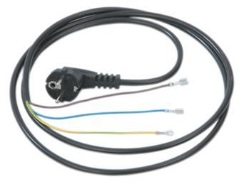 Elektrische Leitung, 3 Drähte