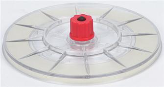 Deckel für Vakuumierung, Durchm. 4 bis 9 cm