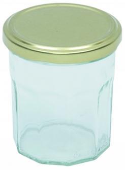 Marmeladengläser 200 g. 12 Stück
