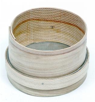15 cm Sieb für Vollkornmehl