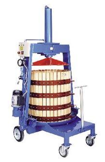 Elektrohydraulische Presse, 327 Liter