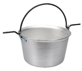 Aluminiumkessel 50 Liter