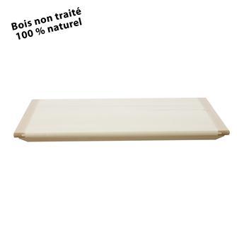 Backbrett, Maße 60 x 39 cm