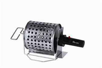 Elektrisch betriebener Kastanien-Grillkorb