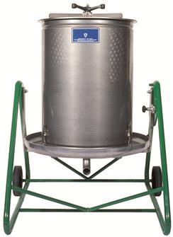 Hydropresse, 160 Liter