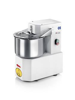 Teigknetmaschine mit 5-Liter-Edelstahlkessel