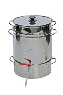Dampf-Entsafter 24 Liter