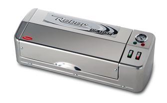 Automatischer Vakuumierer aus Edelstahl, pro Reber