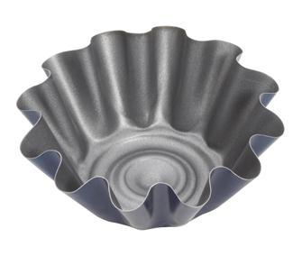 Tulpenförmige Backform, 12 cm, für Brioche
