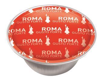 Box mit 16 Kapseln Bialetti Roma
