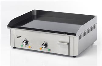 Elektrogrill für Profis, 60 cm, 3 500 W, emailliert, 10 mm