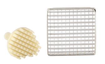 Schneideinsatz und Presse 8mm für Profi-Pommes-Frites-Schneider