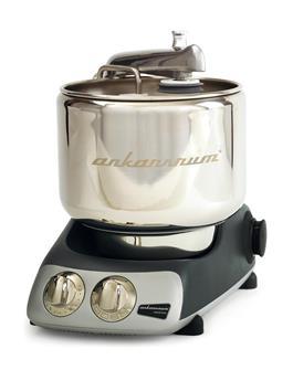 Schwedische Multifunktions-Küchenmaschine, schwarz
