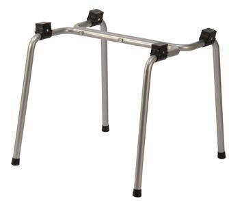 Tischgestell für Spülwanne von 100 l.