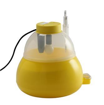 Manuelle Brutmaschine für 12 Eier