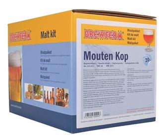 Malzpaket Mouten Kop für 20 Liter Bier