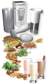 Filter für Pflanzenmilch für Stabmixer