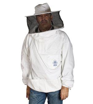 Imkerjacke mit Hut und Schleier XL