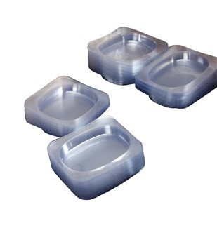 Plastikschalen für Steak 250 Stück