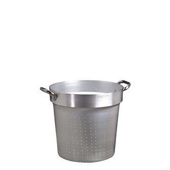 Siebeinsatz, rund, 24 cm, für Kochtopf