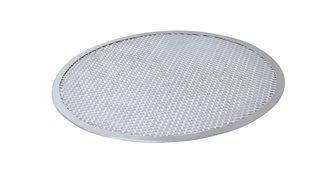 Grille en aluminium support de cuisson pour pizza 28 cm