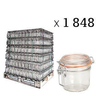 Sturzglas 200 Gramm Palette 1 848 Stück