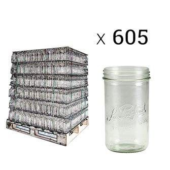 Palette mit 605 Familia Wiss 1 Kg