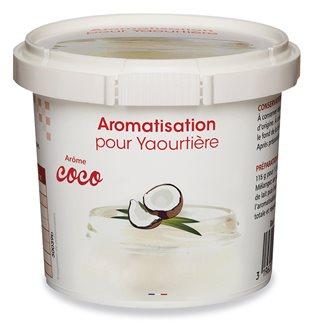 Aromazusatz Kokosnuss für Joghurtbereiter