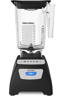 Power blender Blendtec Classic 570 noir