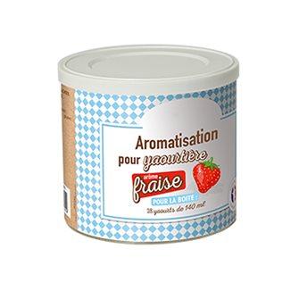 Aromazusatz Erdbeere für Joghurtbereiter
