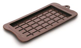Moule à tablette de chocolat en silicone