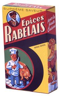 Rabelais-Gewürze 1 Kilo für Terrine, Pastete, Huhn
