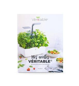 Livre de recettes pour potager Véritable volume 1
